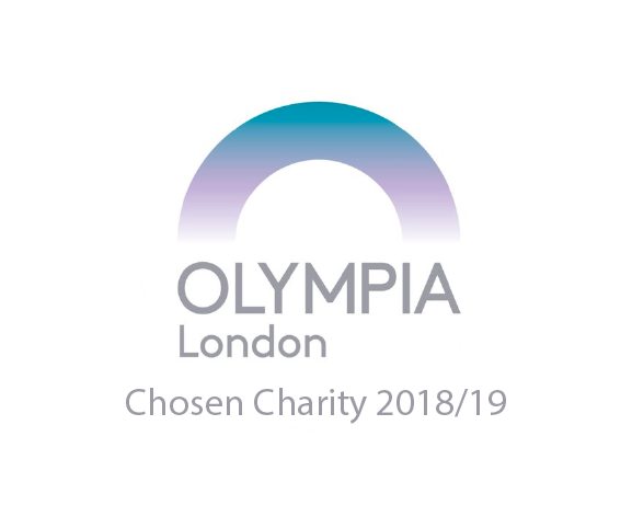 Olympia London Chosen Charity 2018/19