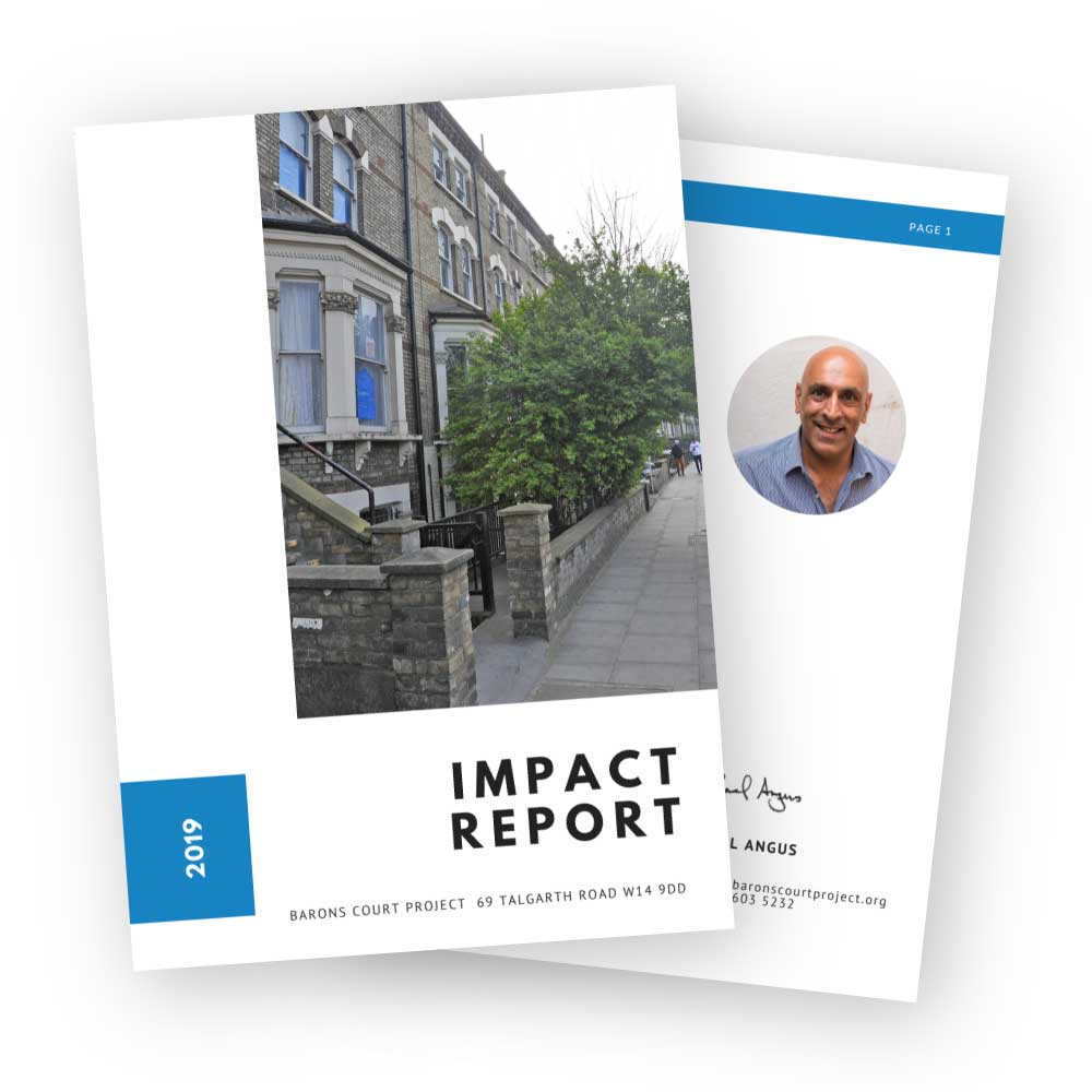 Barons Court Project Impact Report